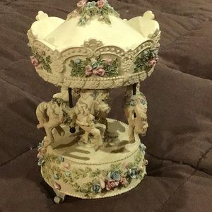 Other - VINTAGE LIMITED EDITION CAROUSEL